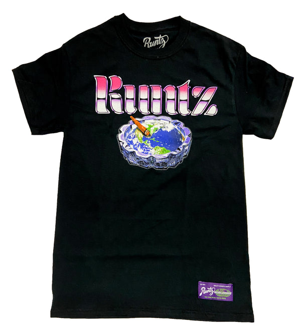 Runtz World Tray Shirt (Black)