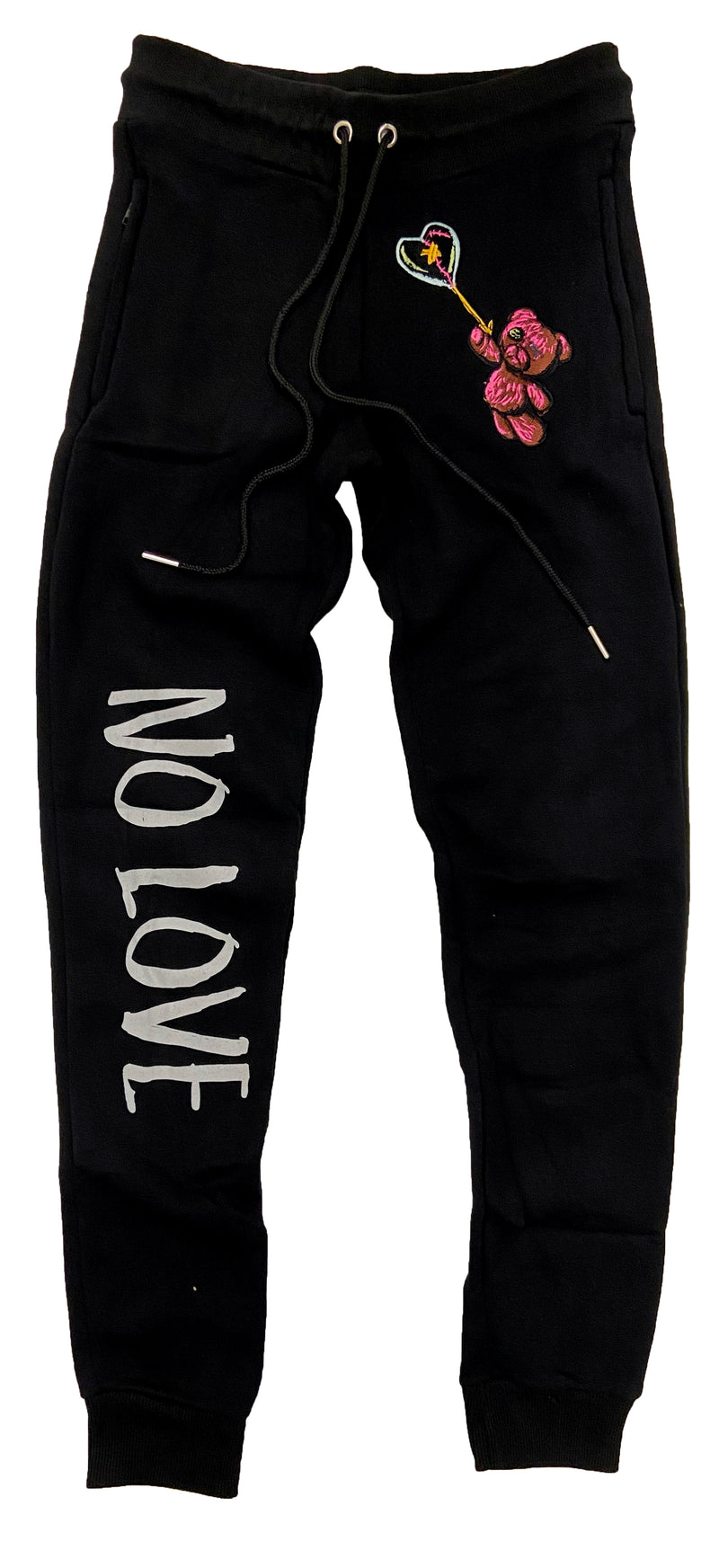 Retro Label No Love Joggers (Retro 1 Bio Hack)