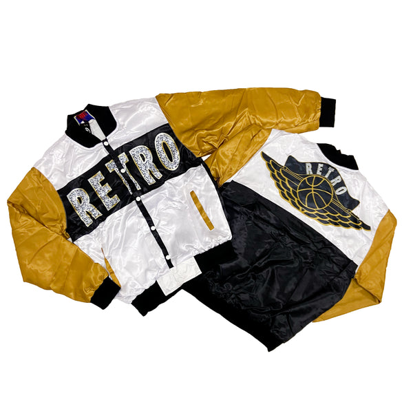 Retro Label Retro Gold Jacket (Retro 1 SE )