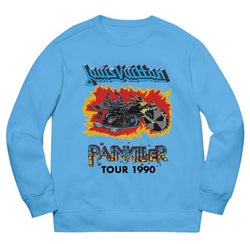 Bleach Blades of Glory Crewneck (Light Blue)