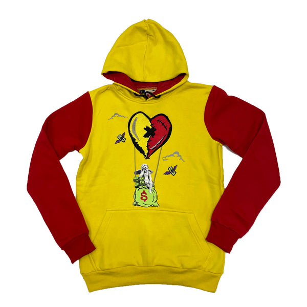 Retro Label Hot Air Hoodie (Retro 5 What The)