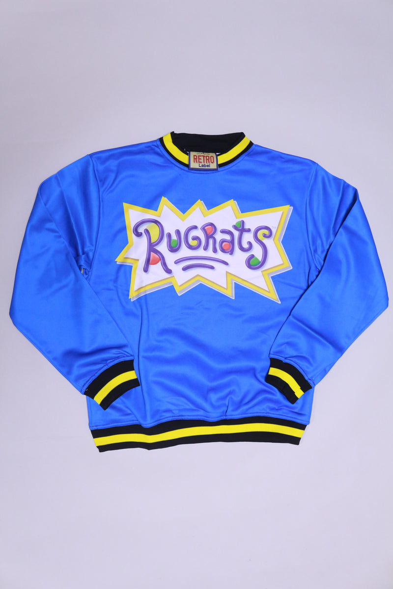 Retro Label Rugrats Crewneck (Blue)