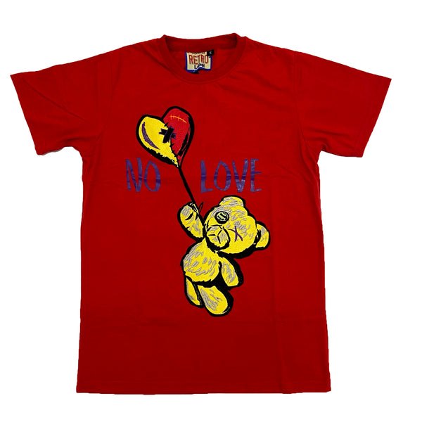 Retro Label No Love Shirt (Retro 5 What The)