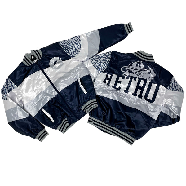 Retro Label G Jacket (Retro 3 Georgetown)