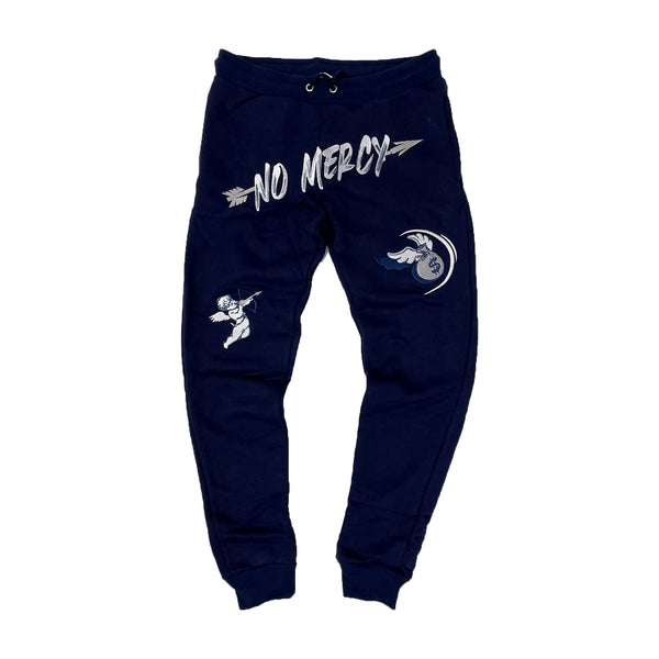 Retro Label No Mercy Joggers (Retro 3 Georgetown)