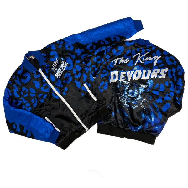 Retro Label The King Devours Jacket (Retro 13 Hyper Royal)