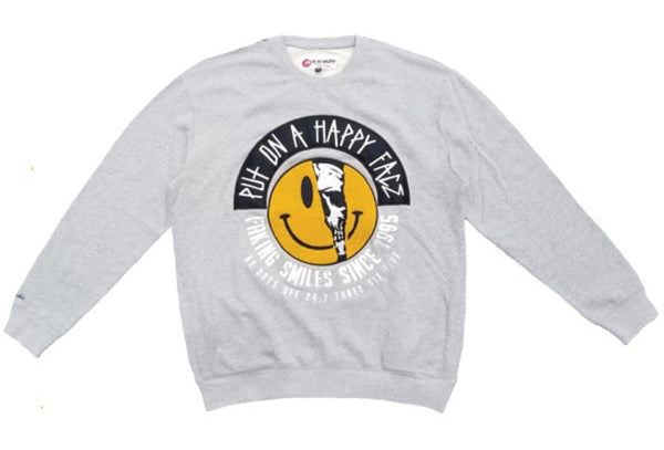 Iroochi Kajino Sweatshirt (Heather Grey)
