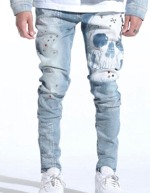 Lifted Anchors Kingdom Denim (Blue)