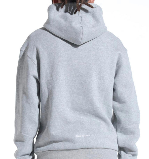Lifted Anchors Barcelona Hoodie (Grey)