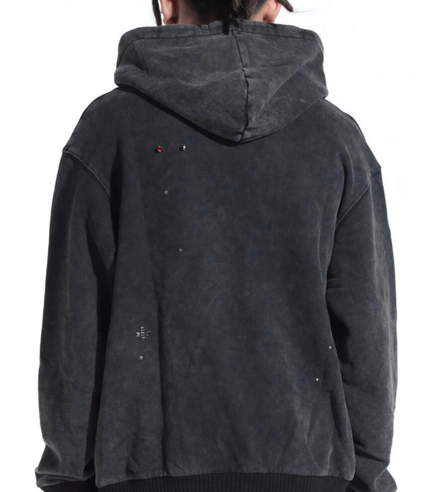 Lifted Anchors Kingdom Hoodie (Black)