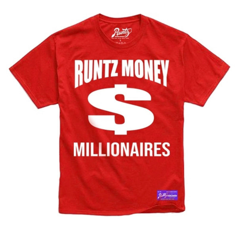 Runtz Money Tee (Red)