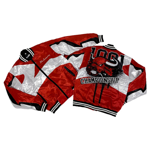 Retro Label 1991 Championship Jacket (Retro 6 Carmine)