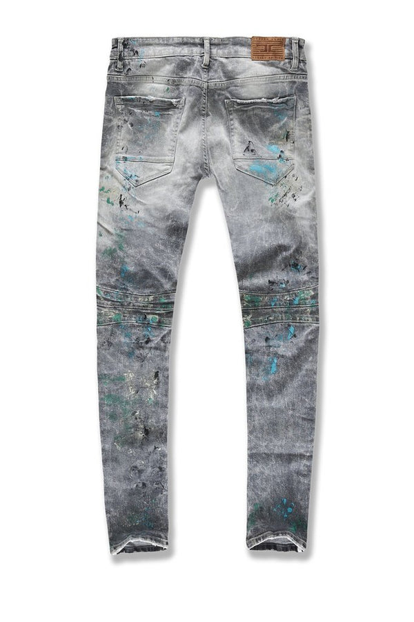 Jordan Craig Sean Renegade Moto Denim (Sea Serpent)
