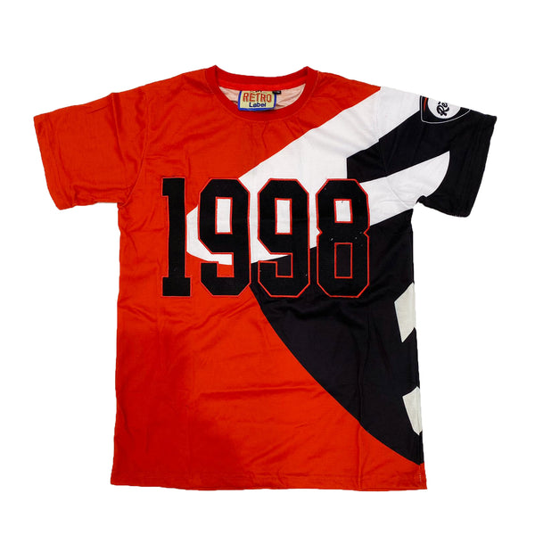 Retro Label 1998 Shirt (Retro 14 Red)