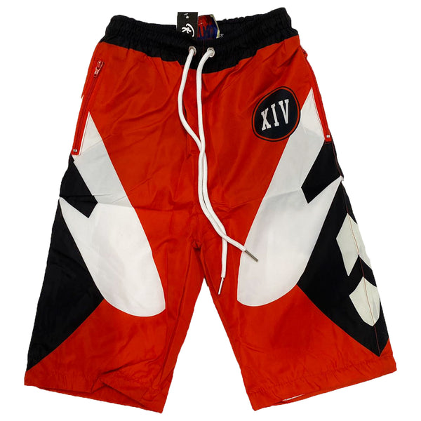 Retro Label 1998 Shorts (Retro 14 Red)