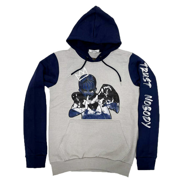 Retro Label Trust Nobody Hoodie (Retro 3 Georgetown)