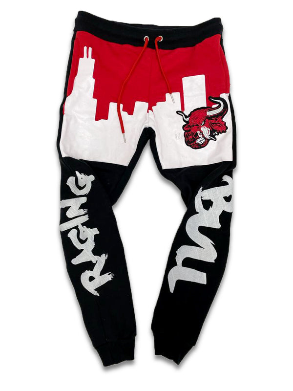 Retro Label Raging Bull Joggers (Retro 5 Raging Bull)