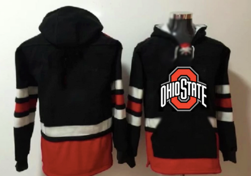 THE Ohio State Universey Hoodie BLACK