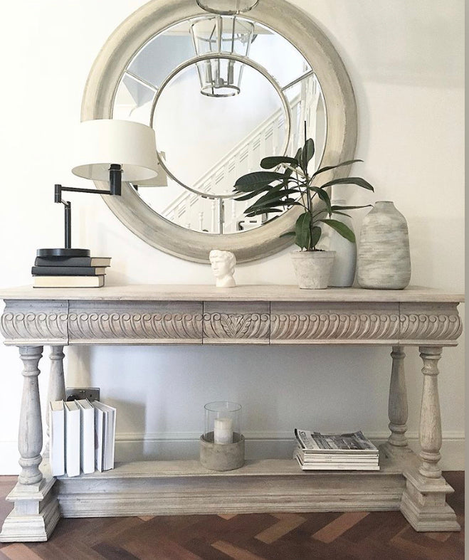 Ludlow Console Table - Pre Order for February 2020 20 ** 20% Deposit holds yours ** Full Price is £1,495