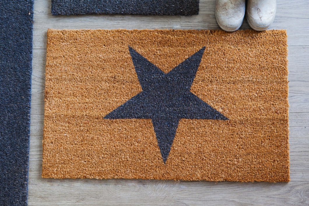 Star Doormat (Available in Two Sizes)