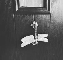 Load image into Gallery viewer, Dragonfly Door Knocker