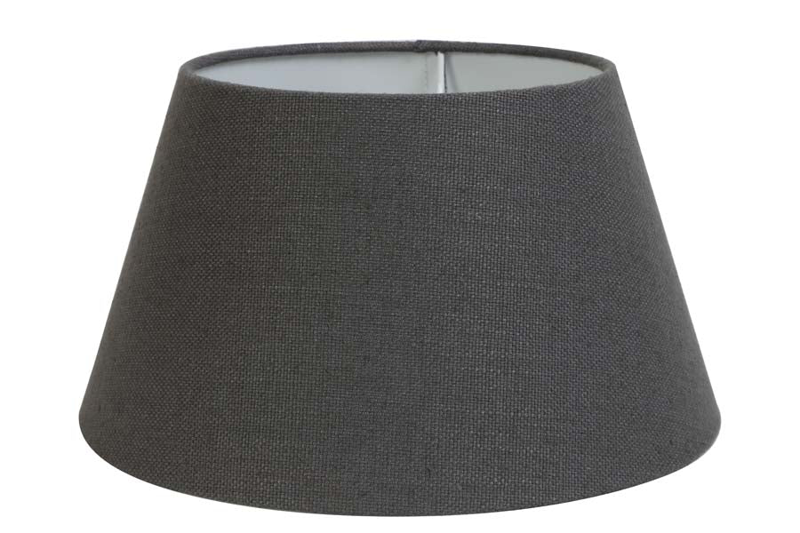 Nora Handmade Lampshade Dark Grey
