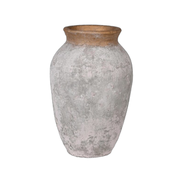Distressed Terracotta Vase