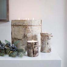 Load image into Gallery viewer, Birch Bark Candle (Available in Five Sizes)