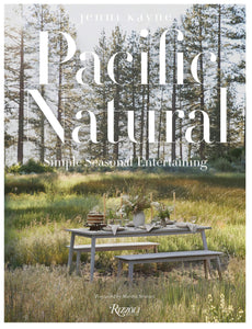 Pacific Natural Coffee Table Book
