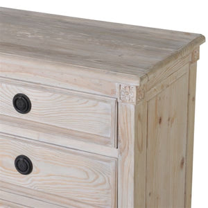 Colonial Chest of Drawers