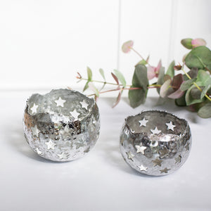 Starry Tealight Holder (Available in Three Sizes)