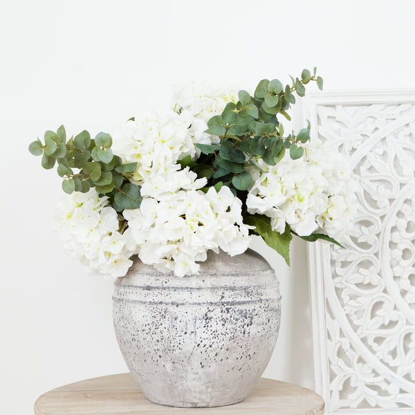 Marlowe Stone Pot (Available in Two Sizes)