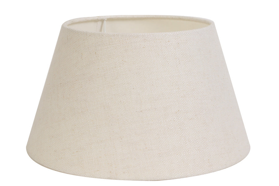 Nora Handmade Lampshade Off White