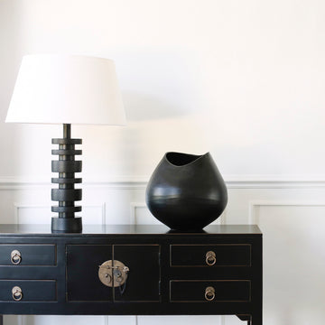 Fulham Lamp Black