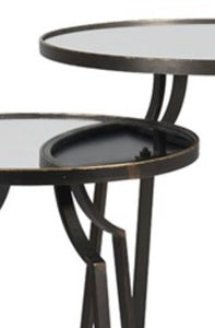 Manhattan Set of Two Occasional Tables (End of January Delivery)