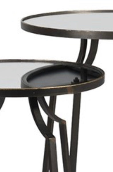 Manhattan Set of Two Occasional Tables