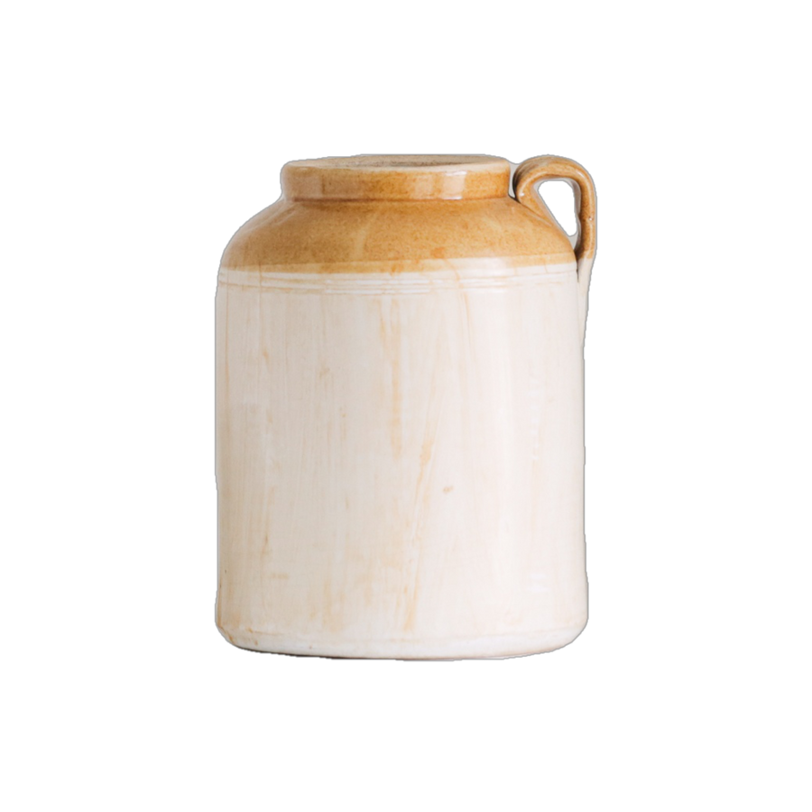Stratford Two Tone Ceramic Pot