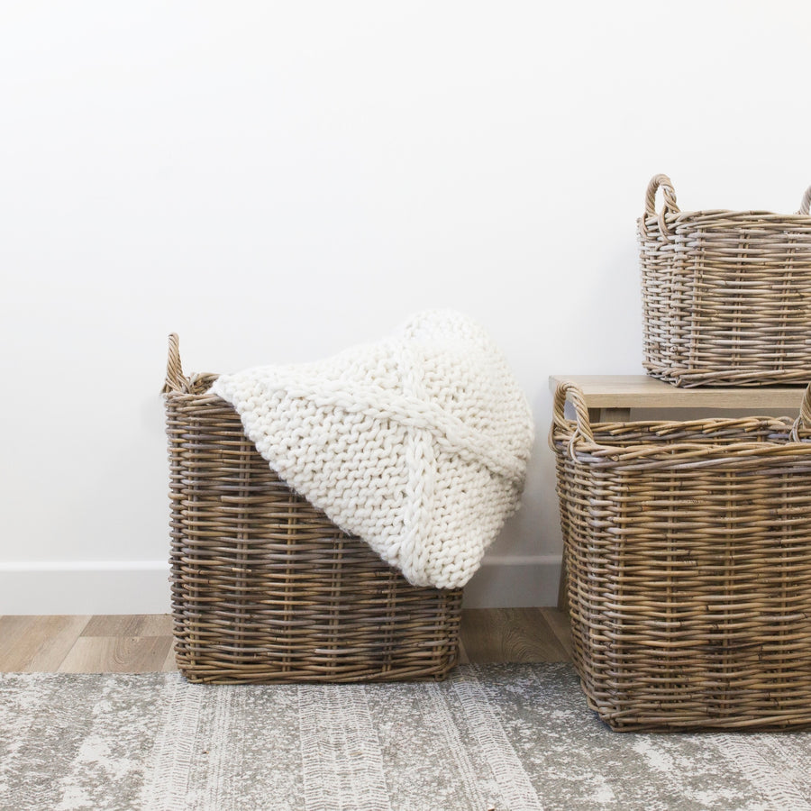 Saltash Basket Set of Three