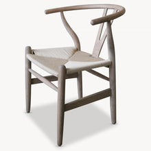 Load image into Gallery viewer, Wishbone Chair Natural