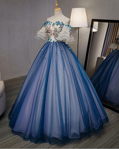 products/Ball_Gown_Off_the_Shoulder_Short_Sleeve_Lace_up_Sweetheart_Prom_Dresses_with_Appliques_PW991-2.jpg