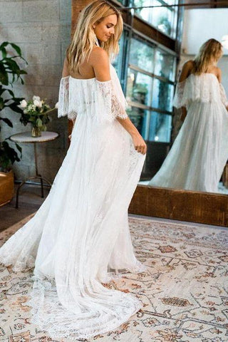 products/Beach_Wedding_Dresses_Half_Sleeve_Off_the_Shoulder_Lace_Sexy_Simple_Boho_Bridal_Gowns_W1029-3.jpg