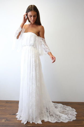 products/Beach_Wedding_Dresses_Half_Sleeve_Off_the_Shoulder_Lace_Sexy_Simple_Boho_Bridal_Gowns_W1029-5.jpg