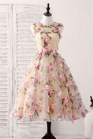 products/Cute_High_Neck_Aurora_Bridal_Womens_Tulle_Homecoming_Dresses_Open_Back_Prom_Dress_H1098.jpg