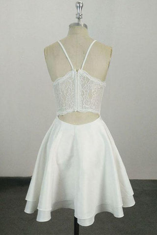 products/Cute_Spaghetti_Straps_White_V_Neck_Knee_Length_Short_Prom_Dress_Homecoming_Dress_H1011-1.jpg