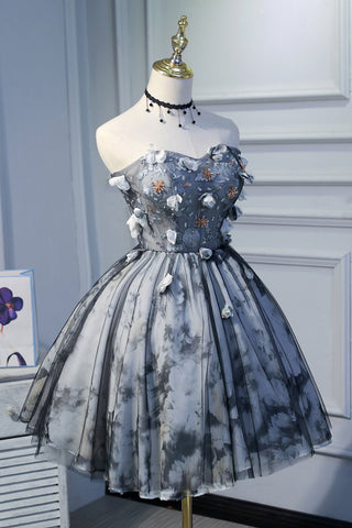 products/Cute_Sweetheart_Gray_Strapless_Beads_Lace_up_Tulle_Homecoming_Dresses_with_Flowers_H1128-5.jpg