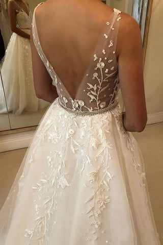 products/Elegant_V_Neck_Ivory_Lace_Appliques_Wedding_Dresses_with_Tulle_Beach_Wedding_Gowns_W1021-2.jpg