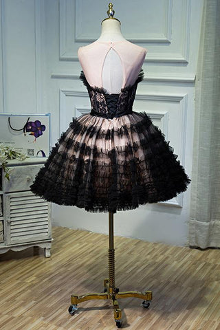 products/Round_Neck_Open_Back_Black_and_Pink_Bowknot_Lace_up_Homecoming_Dresses_with_Tulle_H1130-1.jpg