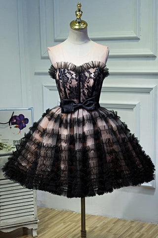 products/Round_Neck_Open_Back_Black_and_Pink_Bowknot_Lace_up_Homecoming_Dresses_with_Tulle_H1130-7.jpg