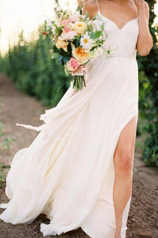 products/Sexy_Spaghetti_Straps_Boho_Bridal_Dress_with_Slit_V_Neck_Side_Slit_Beach_Wedding_Dresses_W1033-2.jpg