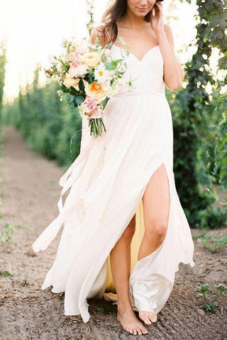 products/Sexy_Spaghetti_Straps_Boho_Bridal_Dress_with_Slit_V_Neck_Side_Slit_Beach_Wedding_Dresses_W1033.jpg